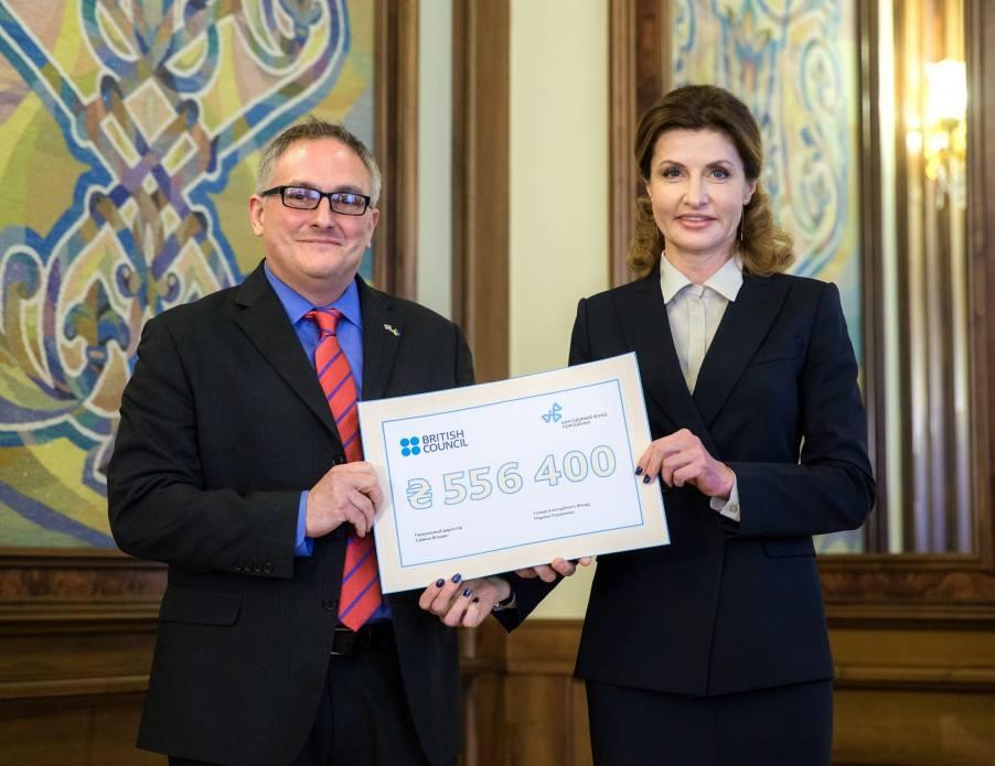 65 вчителів англійської мови отримали сертифікат на понад ... 241b694c30df2