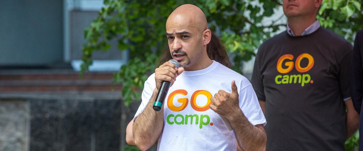 Освітня революція GoCamp  Іноземні волонтери з 73 країн світу ... 0edadf129847c