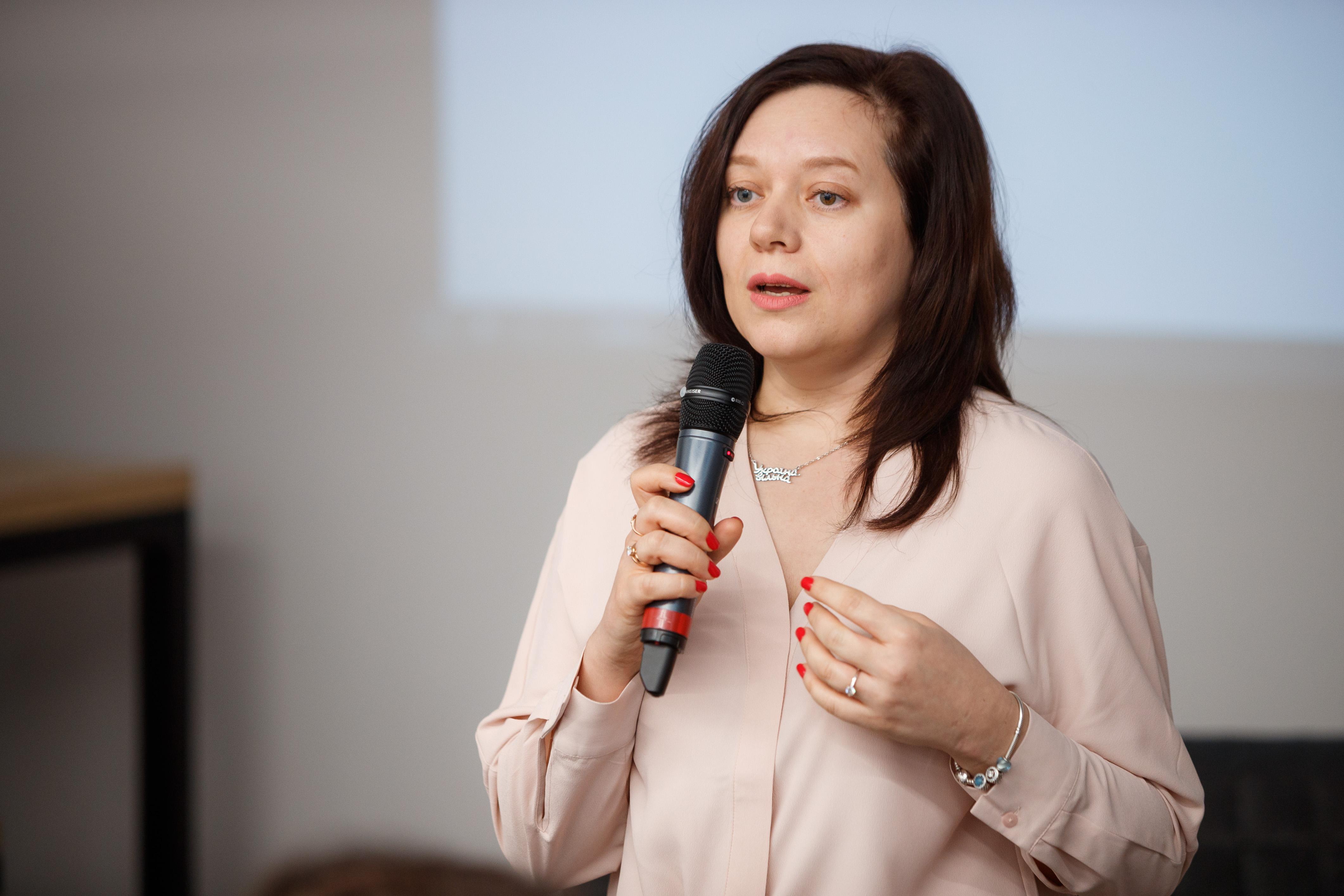 Олена Урсу, керівниця групи проєктівUNDP Ukraine / ПРООН в Україні