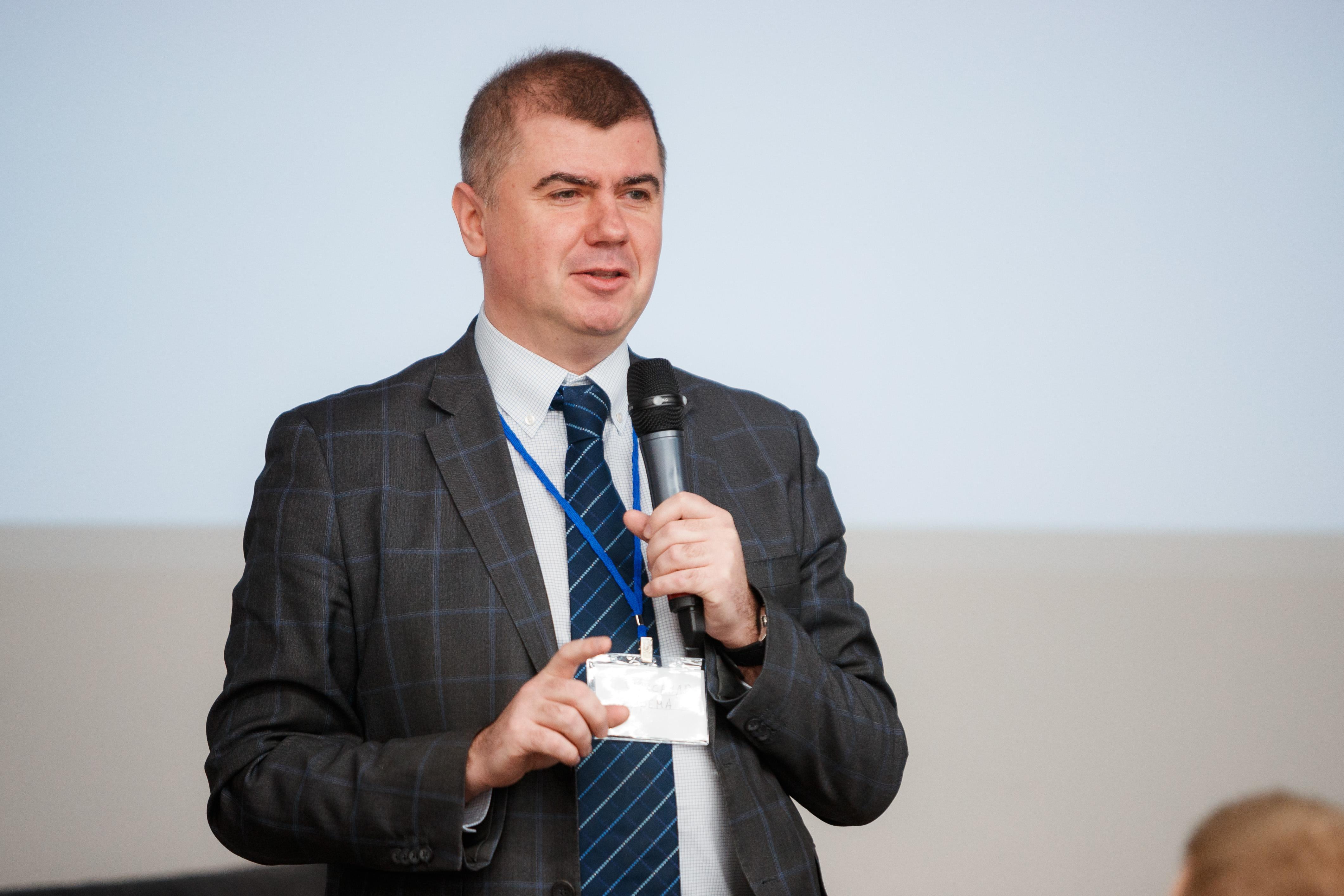 Олександр Ярема, голова Державного агентства розвитку молоді та громадянського суспільства